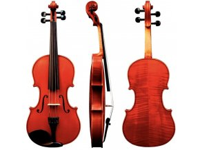 GEWA Violin GEWA Strings Ideale 3/4 Lefthand