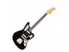 Fender Johnny Marr Jaguar, Rosewood Fingerboard, Black