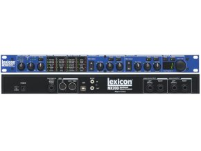 Lexicon multiefekt procesor, 2in/out, USB, VST, 2xCPU (M)