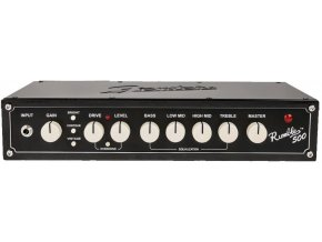 Fender Rumble 500 Head (V3), 230V EU, Metallic Black