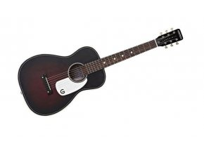 "Gretsch G9500 Jim Dandy 24"" Scale Flat Top Guitar, 2-Color Sunburst"