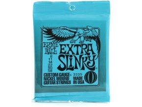 Ernie Ball Slinky Nickel Extra.008-.038