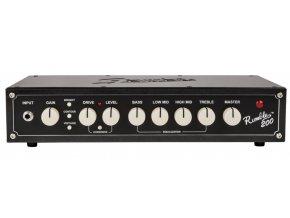Fender Rumble 200 Head (V3), 230V EU, Metallic Black