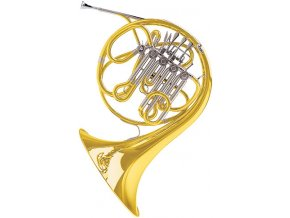 C.G. Conn Double French Horn 12D Discant 12D