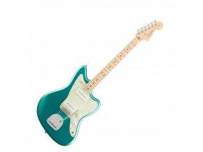 Fender American Pro Jazzmaster, Maple Fingerboard, Mystic Seafoam