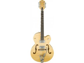 Gretsch G6120SH-BLND Brian Setzer Hot Rod with Bigsby, TV Jones Setzer Pickups, Blonde