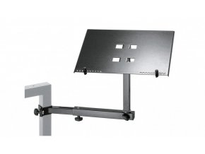 K&M 18815 Laptop holder black