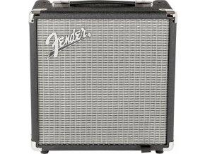 Fender Rumble 15 (V3), 230V EUR, Black/Silver