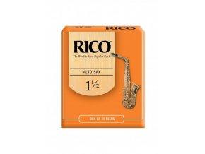 RICO RJA1025 RICO alt saxofon 2.5