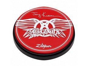 "ZILDJIAN 6"" Joey Kramer / Aerosmith Practice Pad"