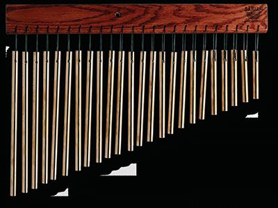 SABIAN BRONZE BAR CHIMES - 24 BAR