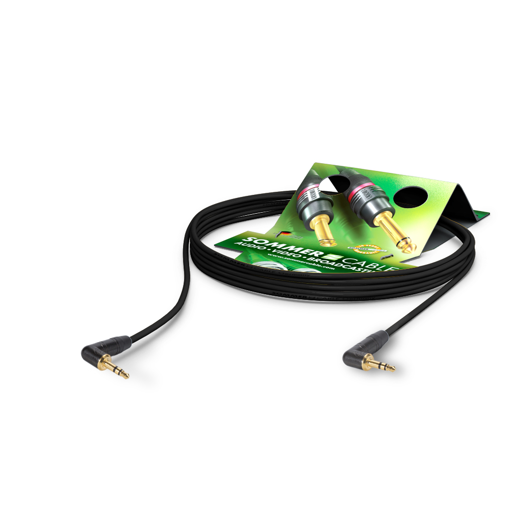 Sommer Cable PC CICADA 2x0,14qmm, , 0,50m
