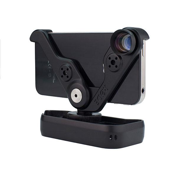Rode RODEGrip + 4/4s držák pro iPhone,objektivy