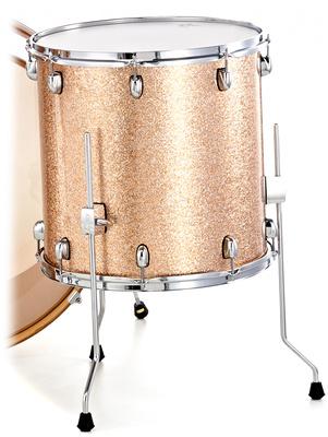 """Gretsch drums Gretsch Floor Tom Catalina Club 14x14"""" Copper Sparkle"""