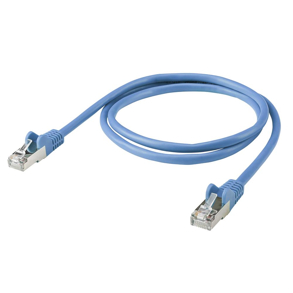 Sommer Cable TPC CAT.5E/BASIC RJ45RJ45 Blue 10,00m