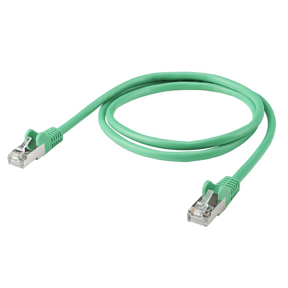 Sommer Cable TPC CAT.5E/BASIC RJ45RJ45 Green 10,00m