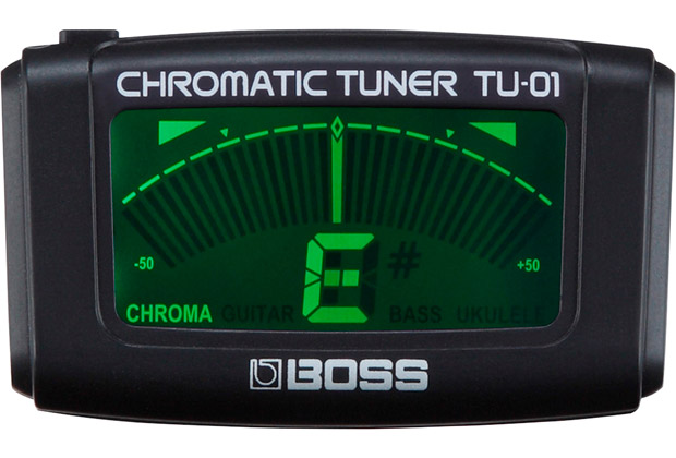 BOSS TU-01