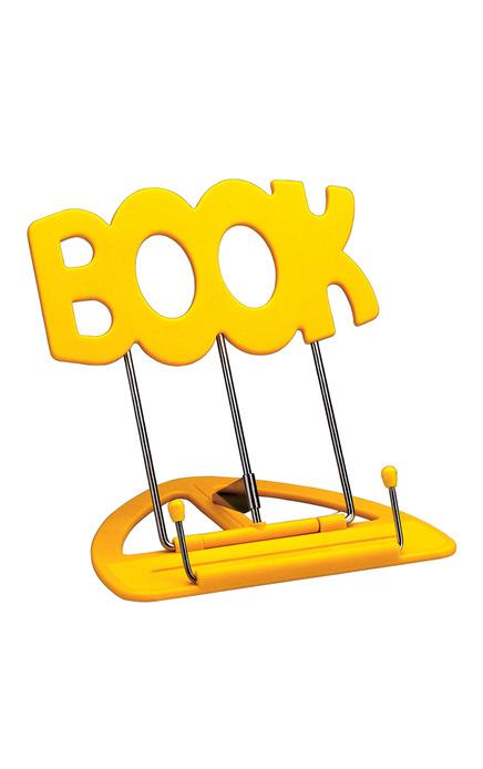 K&M 12440 Uni-Boy »Book« stand yellow