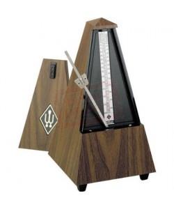 Wittner Metronome Pyramid shape Walnut grain 845131