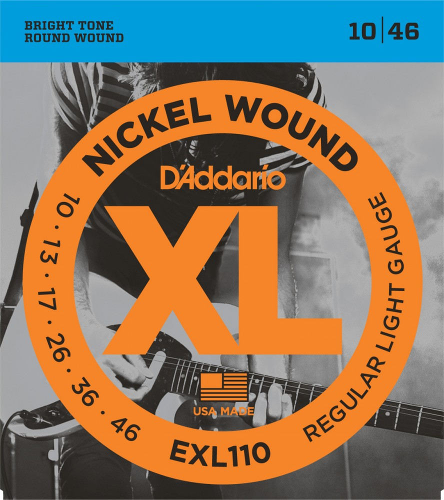 D´addario EXL110