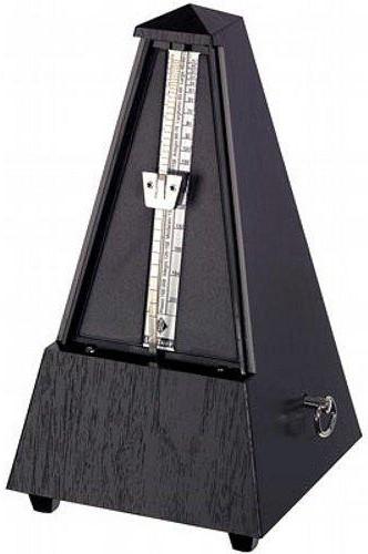 Wittner Metronome Pyramid shape Black 845161