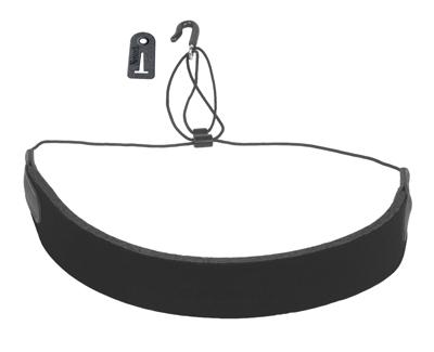 Neotech Clarinet strap C.E.O. Comfort Black junior, Length 35,6 - 44,4 cm
