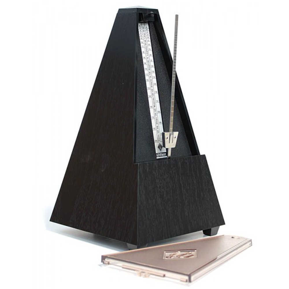 Wittner Metronome Pyramid shape Black 816K