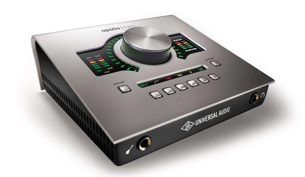 Universal Audio UAD Apollo Twin USB