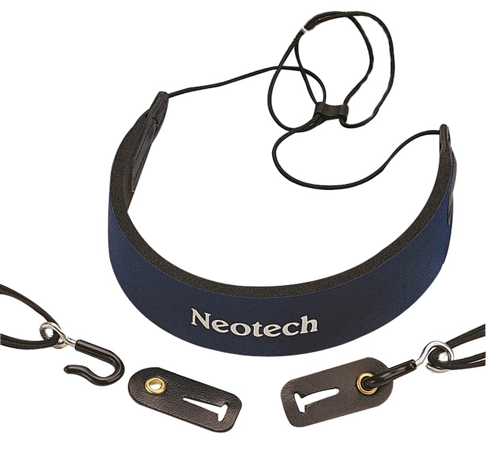 Neotech Clarinet strap C.E.O. Comfort Blue, Length 40,6 - 50,8 cm