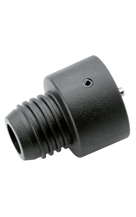 K&M 15281 Peg adapter black