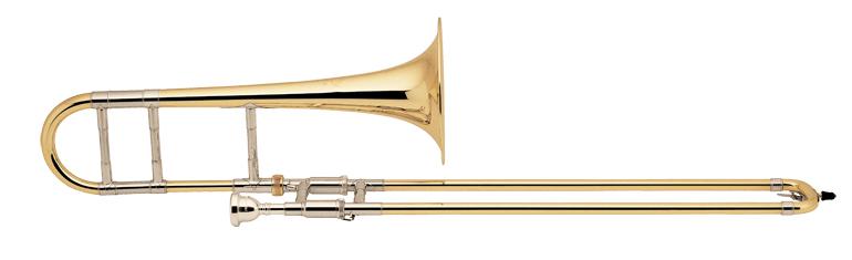 Vincent Bach Eb-Alto Trombone 39 Stradivarius 39G