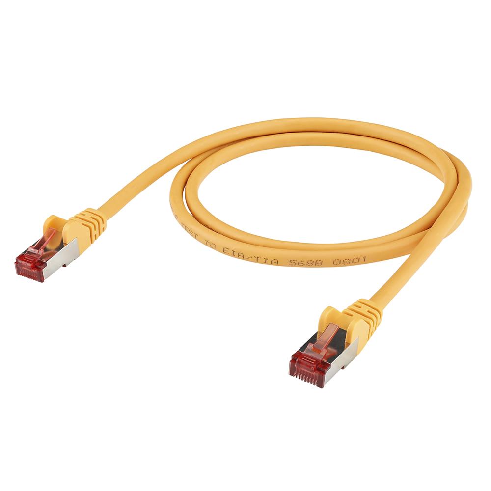 Sommer Cable TPC CAT.6/BASIC RJ45RJ45 Yellow 10,00m