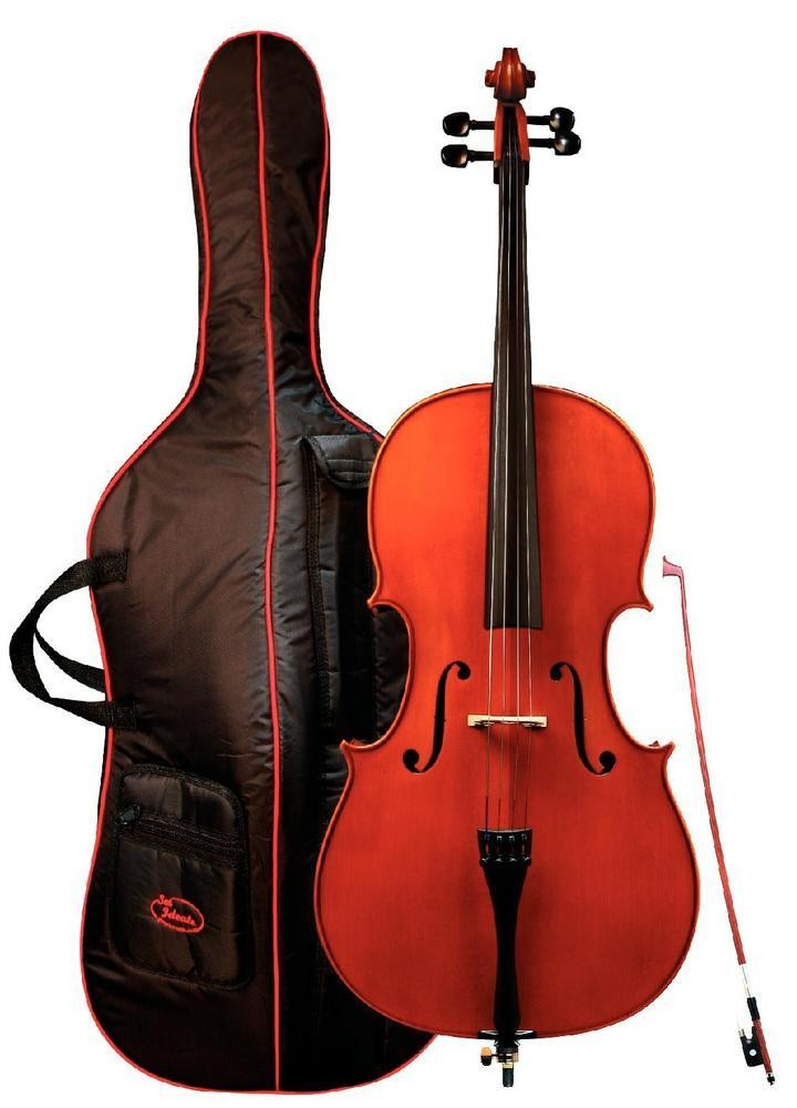 GEWA Cello outfit GEWA Strings Ideale 1/2