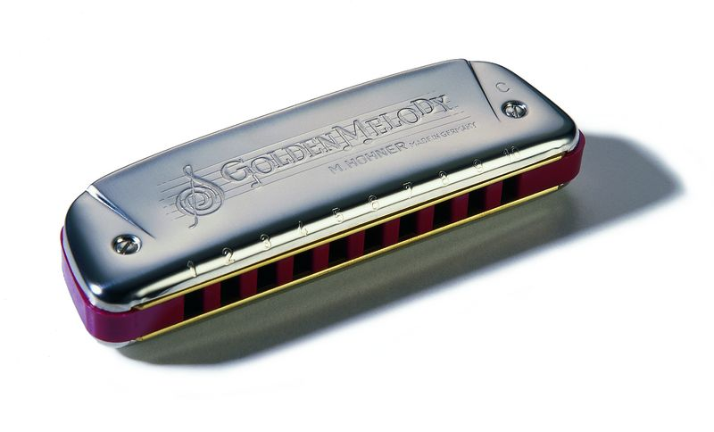 HOHNER Golden Melody 542/20 F
