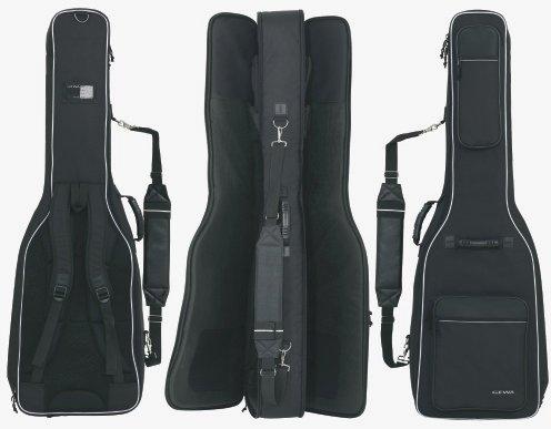 GEWA Guitar double Gig Bag GEWA Bags Prestige 25 Western/E-guitar