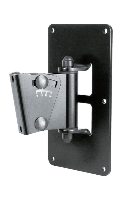K&M 24481 Speaker wall mount black