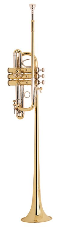 Vincent Bach Bb-Triumphal Trumpet B185 Stradivarius B185