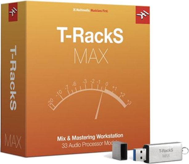 IK Multimedia T-RackS MAX - BUNDLE