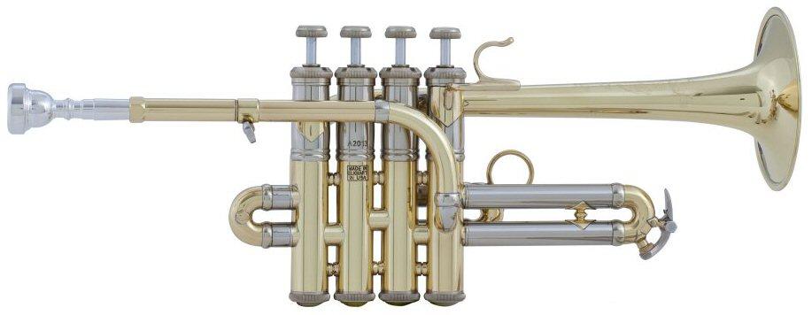 Vincent Bach Bb/A-Piccolo Trumpet AP190 Artisan AP190