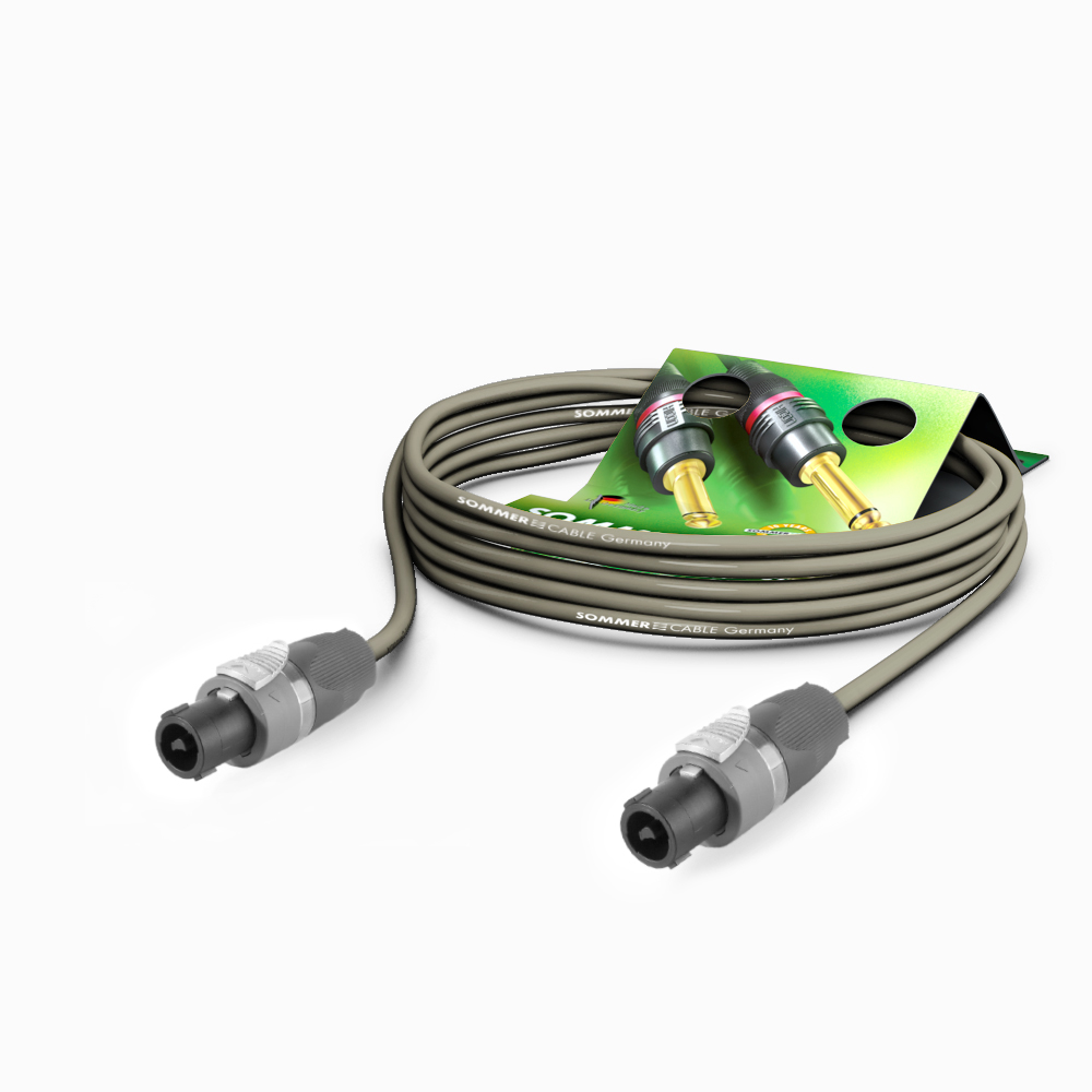 Sommer Cable LS Kabel Meridian PVC 7,50m, Gray