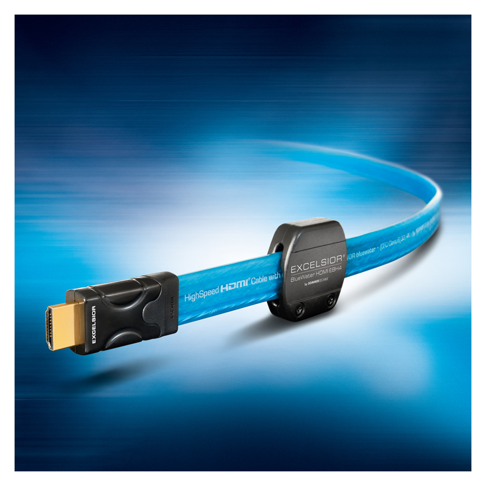 Sommer Cable EBH4; HDMI / HDMI; 5m; Blue
