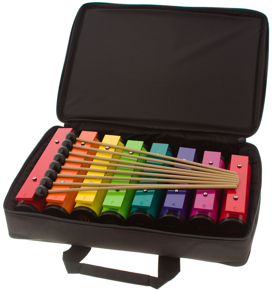BOOMWHACKERS Chroma-Notes Resonator Bells (CN2125)