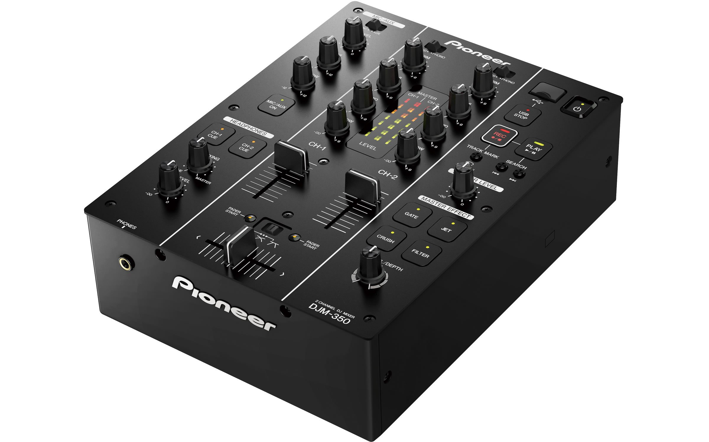 Pioneer Dj DJM-350 Black