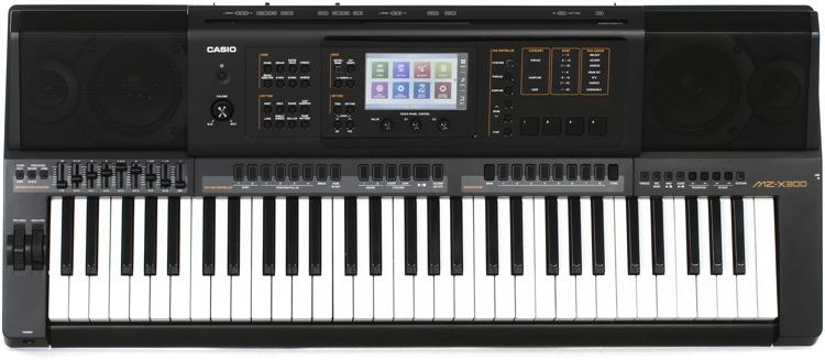 CASIO MZ X300 syntetizátor s adapt.
