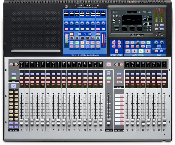 PreSonus StudioLive 24