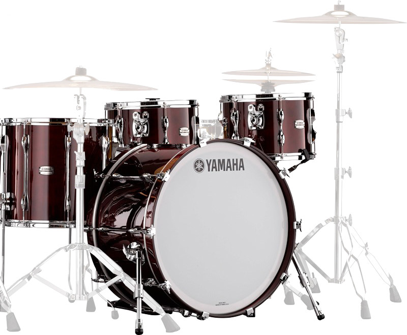 Yamaha Recording Custom Rock Shell Set CW