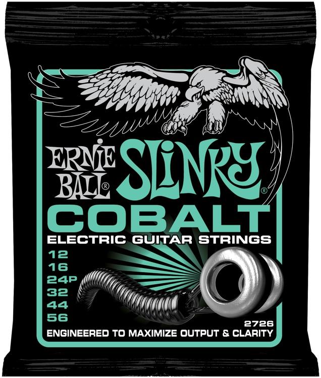 Ernie Ball Cobalt Slinky .012-.056