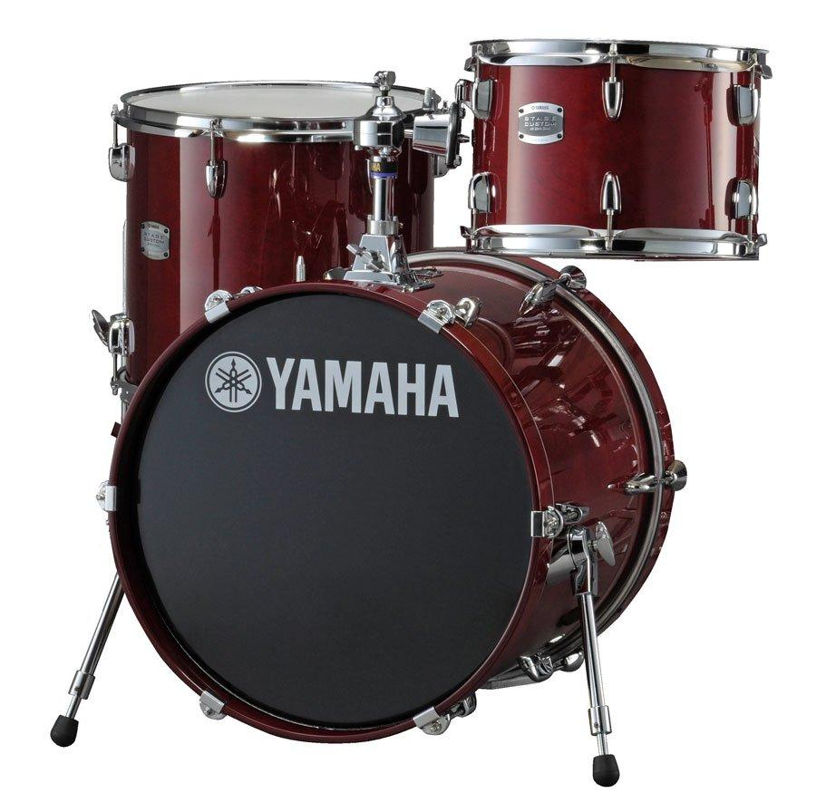 Yamaha Stage Custom Bop Kit Shell Set CR