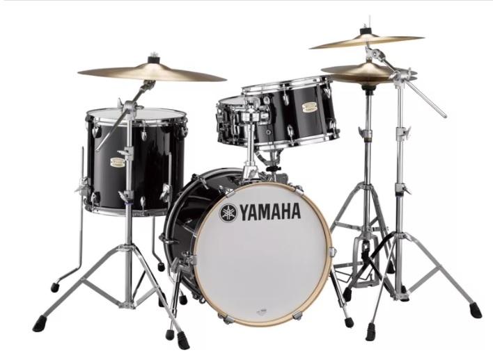 Yamaha Stage Custom Bop Kit Shell Set RB
