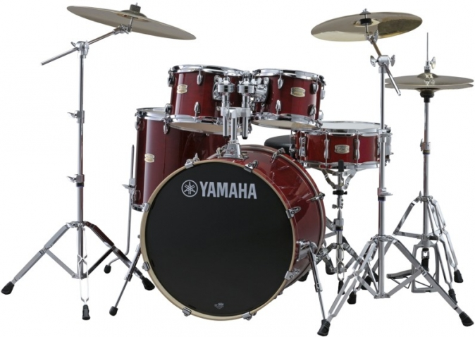 YAMAHA SBP0F5 CR CRANBERRY RED + HW680